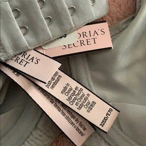 Victoria's Secret Intimates & Sleepwear - Victoria's Secret , Push Up , Silver Bra